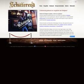 Vergulden Verzilveren Bladgoud Bladzilver Schitterend Schitterend glaskunst vergulden en verzilveren