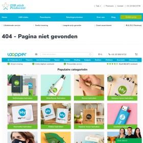 Relatiegeschenken Gifts Promotie Artikelen USBstick producent USBsticks bedrukken
