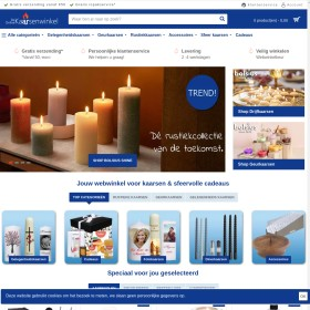 Kaarsen Groothandel Fabrieken de online kaarsenwinkel Kaarsen koop je online bij de online kaarsenwinkel