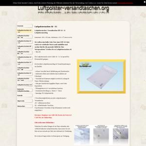 Luftpolstertaschen A6 - A1 bestellen