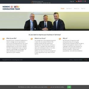 Beratung & Interim Management - Nordic Consulting Team