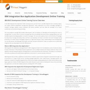 IBM Integration Bus Training Course