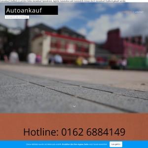 Autoankauf Gladbeck | Wo verkaufe ich mein Auto in Gladbeck