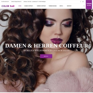 Friseur Salon Color Bar in Wettingen