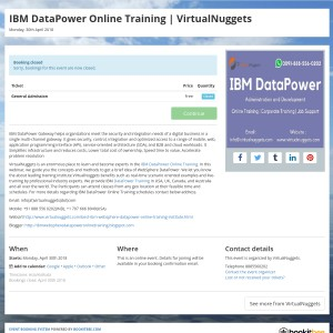 DataPower Training | Online and Corporate