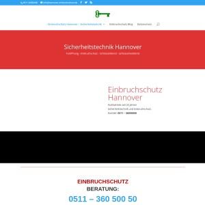 Hannover Einbruchschutz Schlüsseldienst