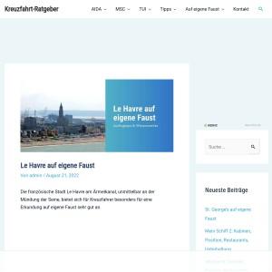 Le Havre auf eigene Faust   Kreuzfahrt Landausflug 2021