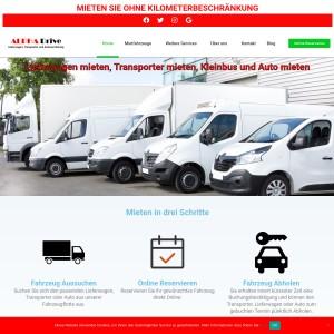 Lieferwagen mieten, Schweiz