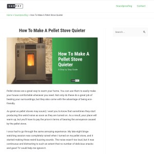 How To Make A Pellet Stove Quieter [DIY: 6 Proven Steps]
