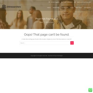 Concerns In Writing PhD thesis
