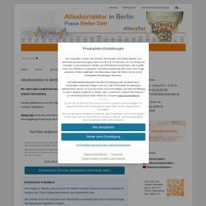 Atlaskorrektur Berlin