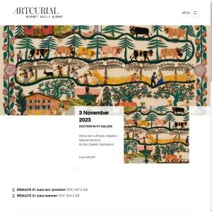 Beurret Bailly Widmer Auktionen AG