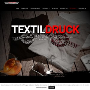Textildruck, Textil bedrucken, Transferdruck, Flockdruck in Halle Saale