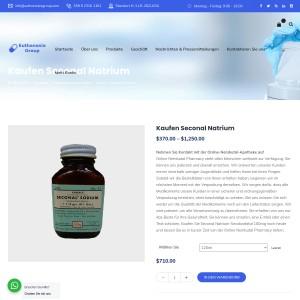 Kaufen Seconal Natrium