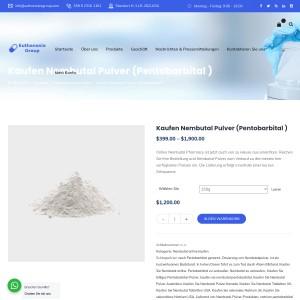 Kaufen Nembutal Pulver online