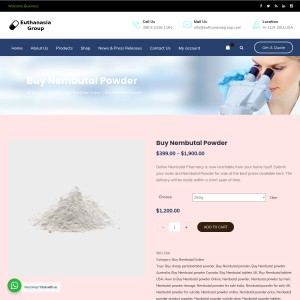 Buy Nembutal powder