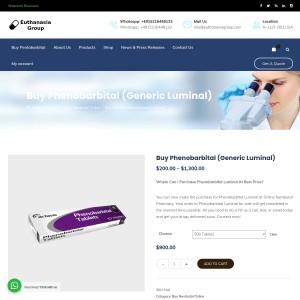 Buy Phenobarbital Luminal