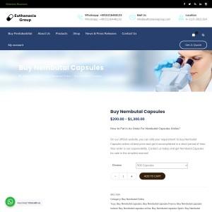 Buy Nembutal tablets