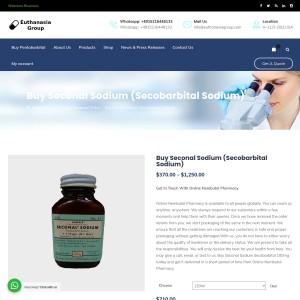 Buy Nembutal pentobarbital for dogs