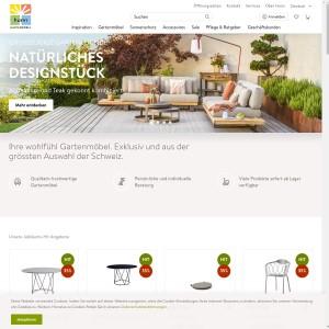 Hochwertige Outdoor Möbel