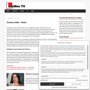 Jessica Alba - Eine starke Frau macht ihren Weg!