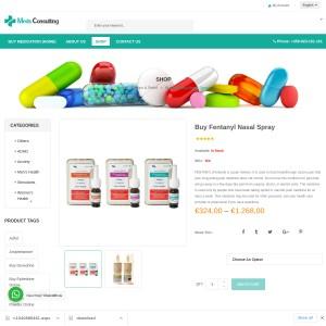 Buy Fentanyl nasal spray online