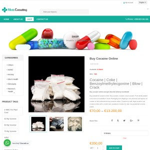 Buy cocaine online and get discrete delivery worldwide