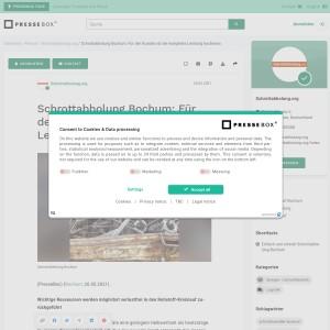 Schrottabholung Bochum: Für den Kunden ist die komplette Leistung kostenlos, Sc