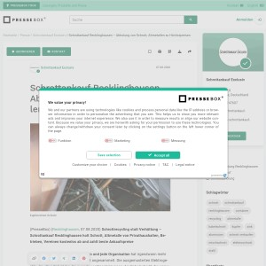 Schrottankauf Recklinghausen – Abholung von Schrott