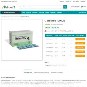 Cenforce 100 0 Effective Pill For Erectile Dysfunction