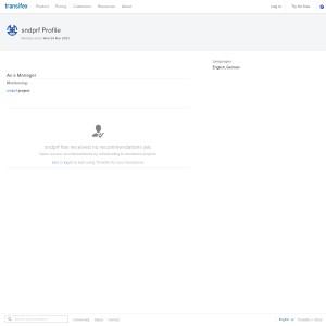 sndprf s public profile