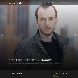 Valev Laube | Brand Management & Design
