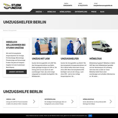 Berliner Umzugshelfer