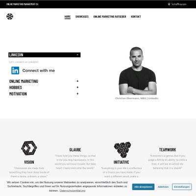Online Marketing Management Schweiz
