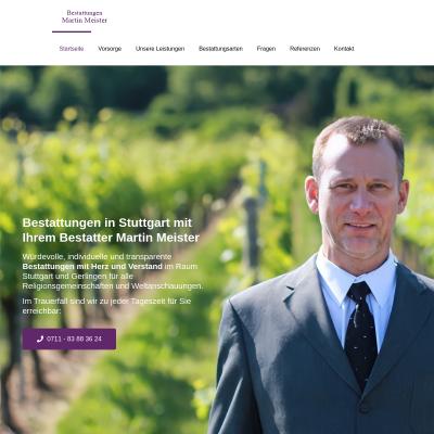Bestattungsunternehmen Stuttgart