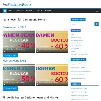 MyDesignerJeans.de