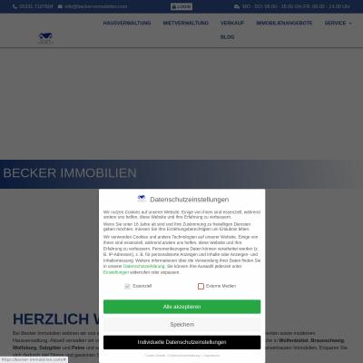 Hauskauf Wolfenbüttel