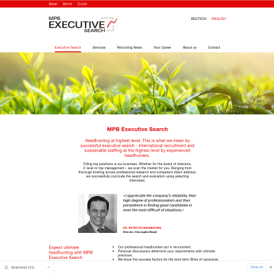 MPB Recruitment Group AG