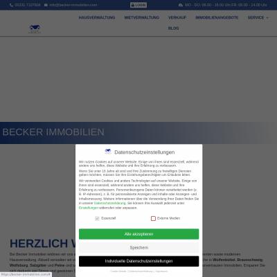 Haus- und Mietverwaltung in Wolfenbüttel