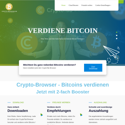 Crypto-Browser