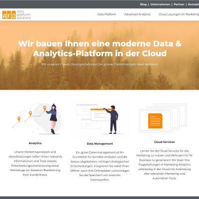 afo solutions ag - Geomarketing