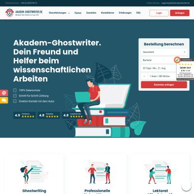 Akadem Ghostwriter
