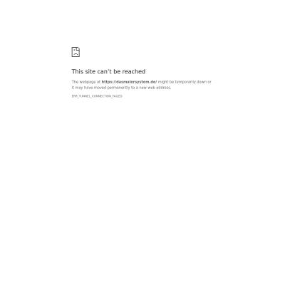 Dasmalersystem