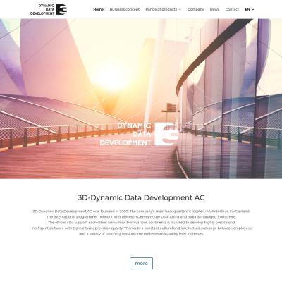 3D-Dynamic Data Development AG