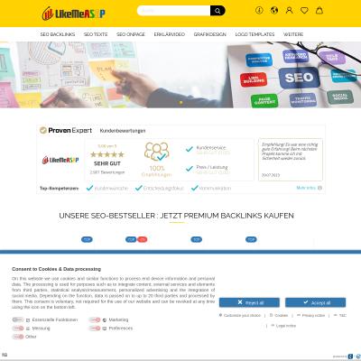 Likemeasap.com