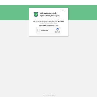 Nadellager Express – Über Nadellager