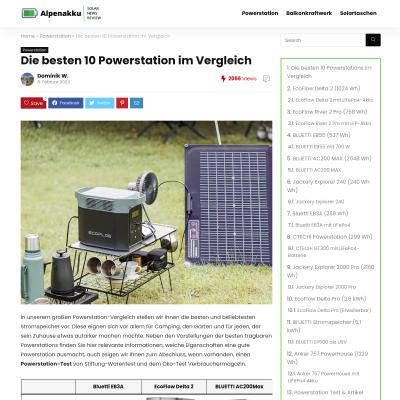 Powerstation Test