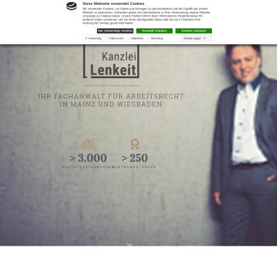 Rechtsanwalt Arbeitsrecht Mainz & Wiesbaden