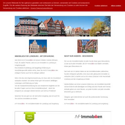 A-F-Immobilien Lüneburg