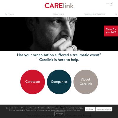 Notfallorganisation - Stiftung CareLink